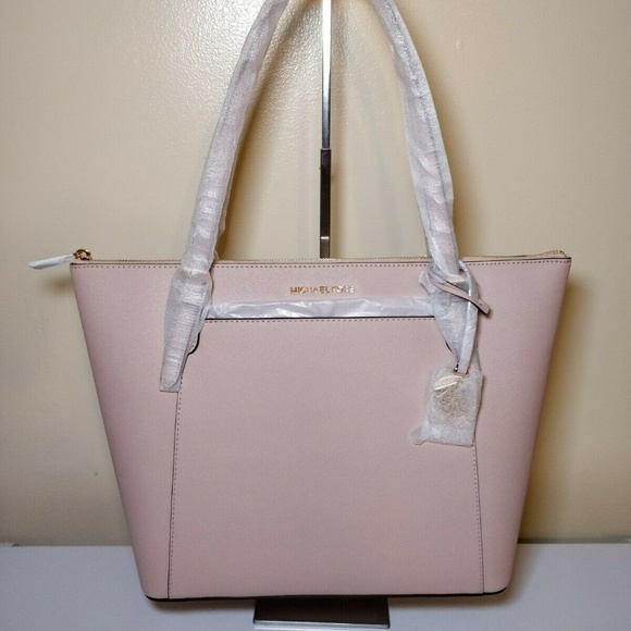 ca7fb98e25d82e MICHAEL Michael Kors Bags | Michael Kors Ciara Lg Ew Top Zip Tote ...